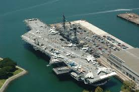 14 USS Midway Museum Workers Fired | KPBS